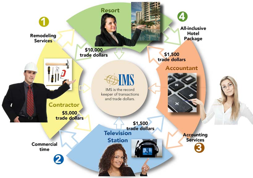 How IMS works